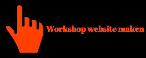 Website maken workshop